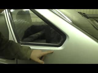 Как убрать рыжики с кузова авто