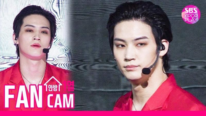 [고음질/안방1열 직캠4K] 갓세븐 JB '니가 부르는 나의 이름(Call My Name)' (GOT7 JB Fancam)│@SBS Inkigayo_2019.11.10