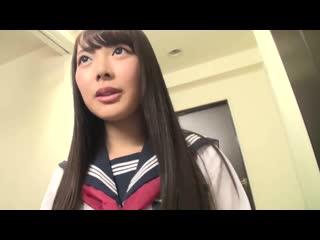 Японское порно, new Japan Porno, College, Cowgirl, Creampie, Doggy Style, Handjob, Schoolgirl