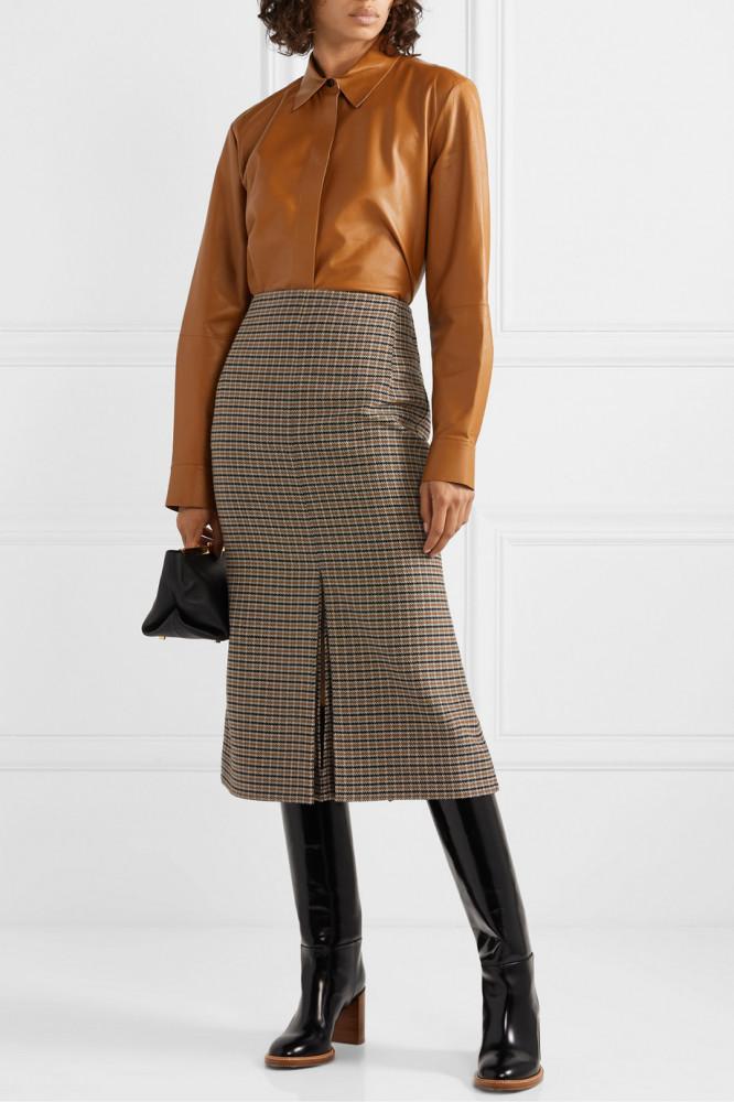 10 элегантных осенних образов для женщин из коллекции одежды Victoria Beckham