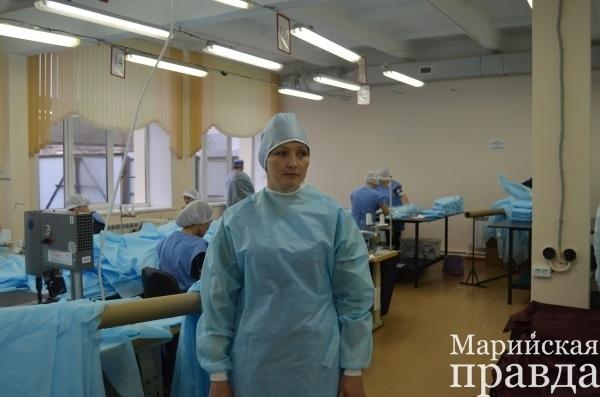 Хирургов России оденет новое производство в Марий Эл (ФОТО)