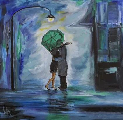 Мы не меняемся для тех, кто нас любит. Один мужчина любил женщину. Он её всю жизнь любил. В юности полюбил и в армию ушёл . А она замуж вышла - так бывает. В юности так трудно ждать. И началась