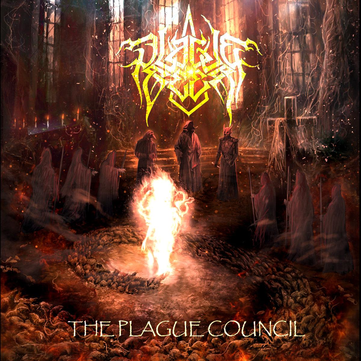 Plague Seer - The Plague Council [EP] (2019)