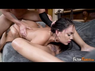 [FilthyFamily] Alina Belle, Binky Beaz - Step Sibling Threesome NewPorn2020