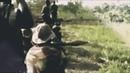 Упавшая реактивная граната вызвала панику среди солдат