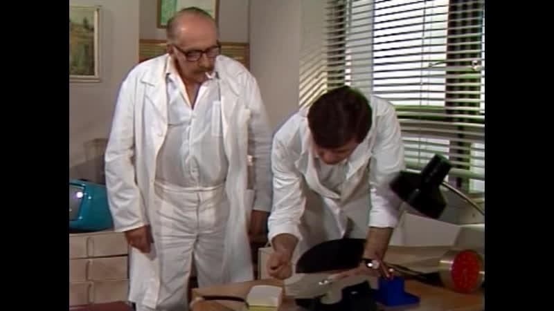 Больница на окраине города. (1977. ЧССР. 14 серия. Повторная операция).