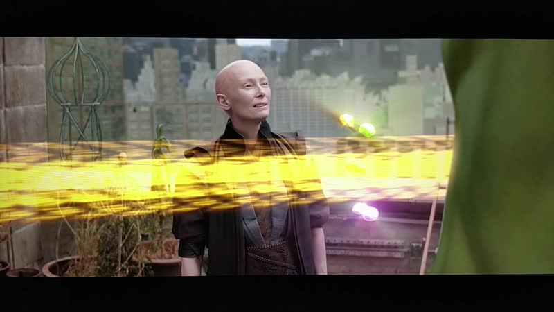 Халк и Древняя 2 Мстители 4 альтернативная сцена