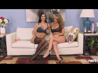 Kayla Paige and Jasmine Jae [Lesbian]