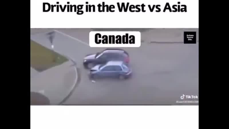 Феномен вождения в Азии