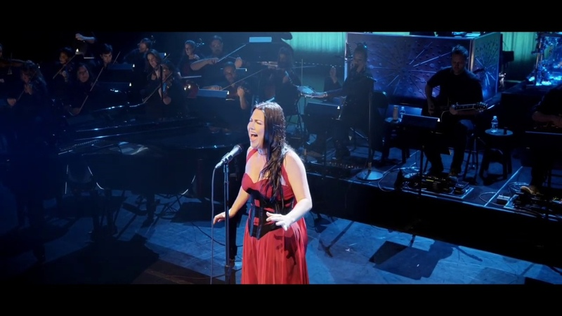 EVANESCENCE Overture Never Go Back Synthesis Live DVD