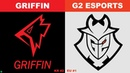 GRF vs G2 - Worlds 2019 Group Stage Day 2 - Griffin vs G2 Esports