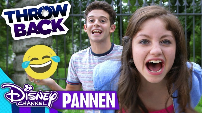DISNEY CHANNEL THROWBACK - Soy Luna Pannen | Disney Channel App 📱