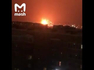 В Ухте прогремел взрыв на территории нефтеперерабатывающего завода