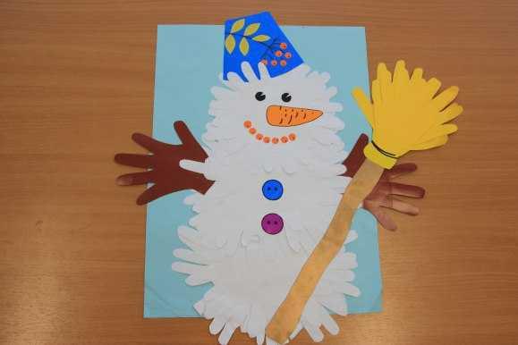 Предлагаю вам интересные идеи аппликаций, поделок на зимнюю новогоднюю тематику для детей -