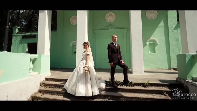 [Свадебный клип] Дмитрий и Юлия. Видеосъемка видеограф на свадьбу в Липецке
