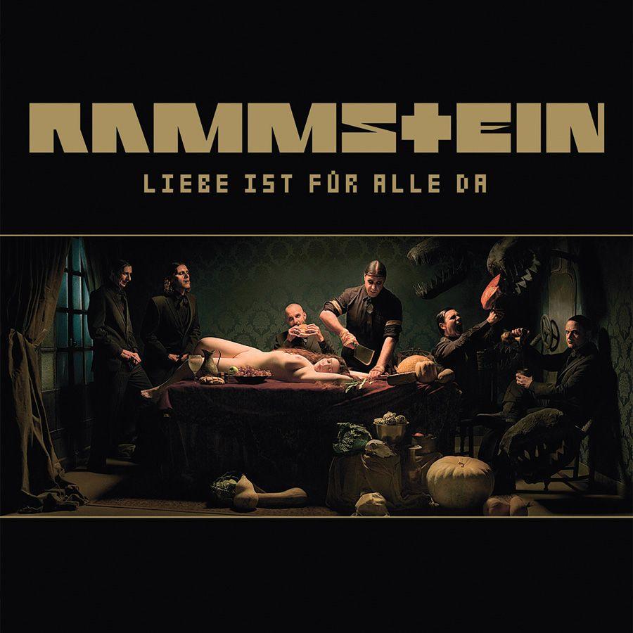 10 лет альбому Rammstein - Liebe ist für alle da