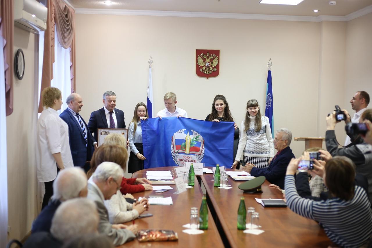 Курску присвоили звание «Литературный город России»