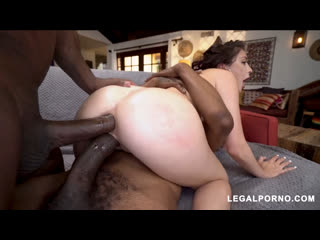 Jane Wilde - Rimming, Gape, Anal, Toys, DP, Interracial, Porn, Порно