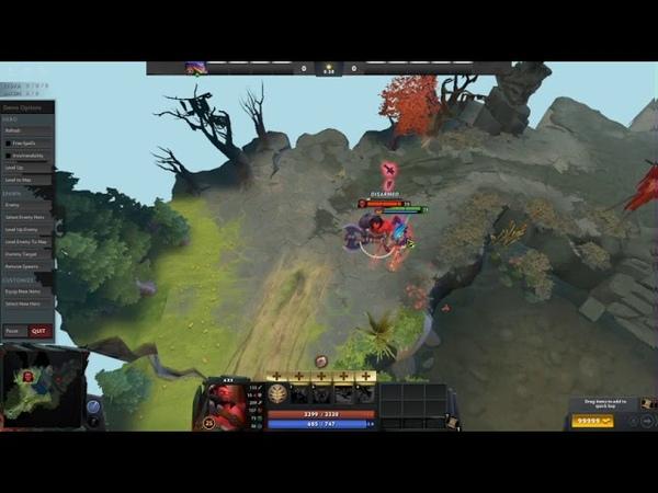 Annoying pango bug with axe call