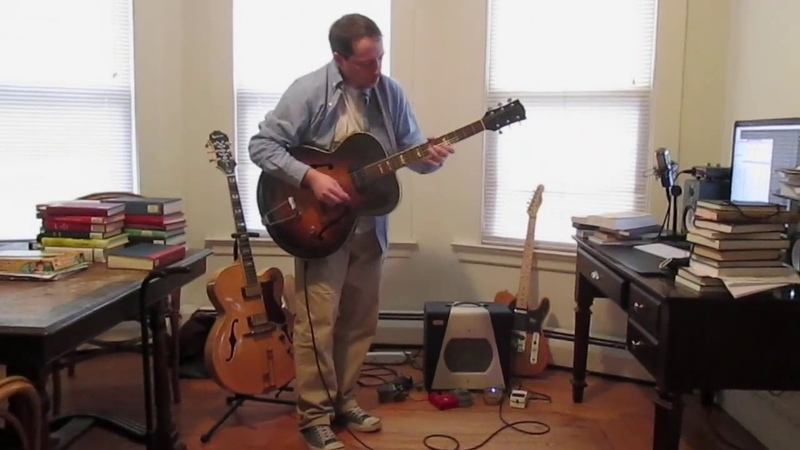 Jump Blues with 1950 Gibson ES 150 and Vintage 47 Amp