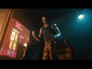Cyberpunk 2077 - новый трейлер
