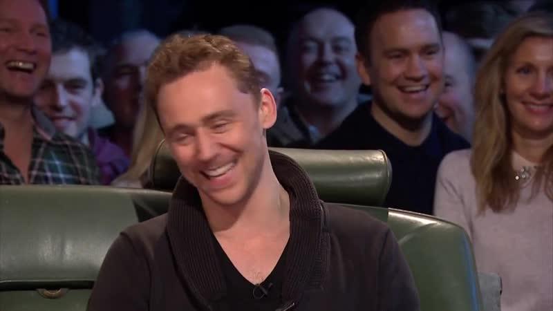 Том Хиддлстон Tom Hiddleston в Топ Гир