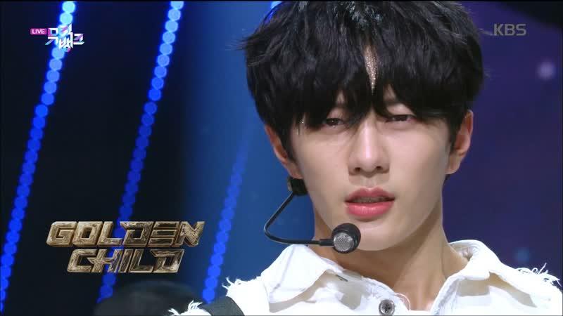 Golden Child (골든차일드) – ONE (Lucid Dream) [Show Music Bank 10.07.2020]