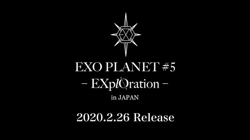 VIDEO EXO PLANET 5 EXplOration in JAPAN LIVE DVD Blu ray Teaser 4