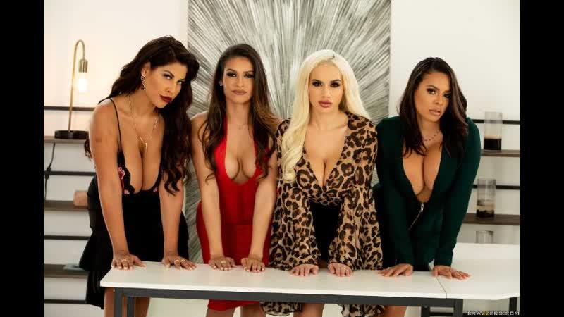 Bridgette B, Katana Kombat, Luna Star, Victoria June порно, HD 1080, секс, POVD, Brazzers, +18,