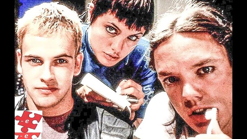 Хакеры 1995 трейлер HD Анджелина Джоли