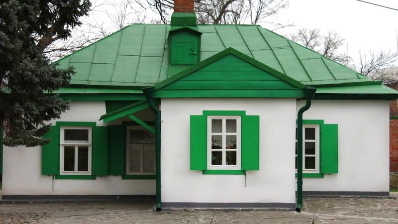 Экскурсия по Чеховским местам г Таганрога участников клуба Юный экскурсовод