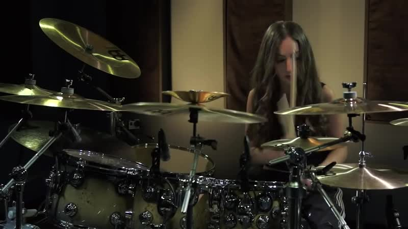 SLIPKNOT EYELESS DRUM COVER BY MEYTAL COHEN