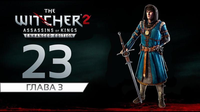 Прохождение The Witcher 2 Assassins of Kings Именем Темерии Главный Свидетель 23