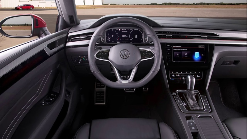 New Volkswagen Arteon Shooting Brake eHybrid interior