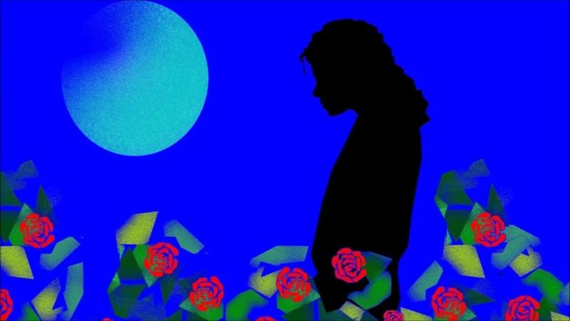 Michael Jackson Fall Again animated film