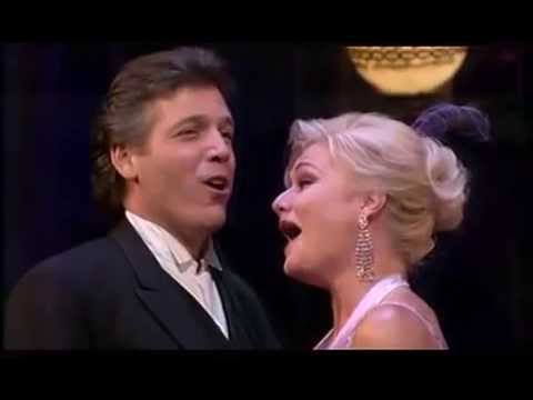 Thomas Hampson Karita Mattila Duet Merry Widow