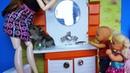 ОТКУДА В ВАННОЙ ХОМЯК! КАТЯ И МАКС ВЕСЕЛАЯ СЕМЕЙКА Мультики Куклы БАРБИ Видео