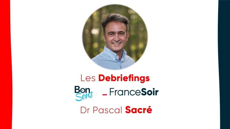 Dr Pascal Sacré on parle de la saturation des hôpitaux mais ils ne font rien pour la diminuer