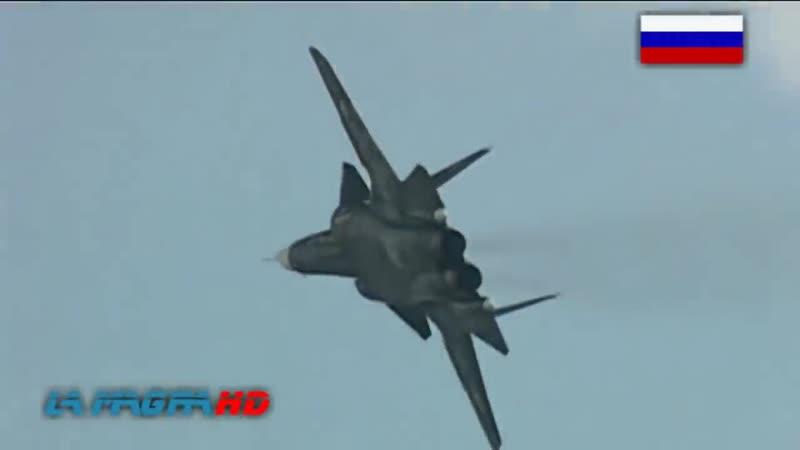 Russian Su 47 Golden Eagle Experimental Supersonic Jet Fighter