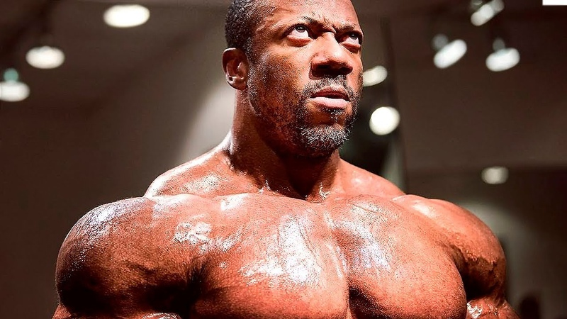 BACK IN THE GAME Shawn Rhoden 2020