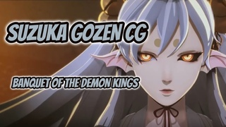 [ONMYOJI] SUZUKA GOZEN / BANQUET OF THE DEMON KINGS CG [ENGLISH SUBTITLES] *FANSUB*