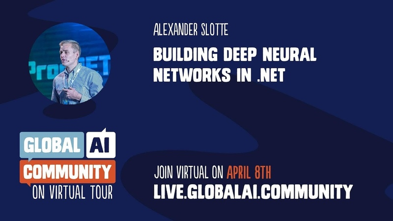 Building Deep Neural Networks in .NET - Alexander Slotte