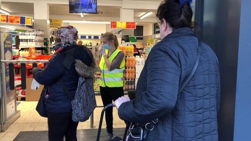 В Австрії ввели обов'язкове носіння масок у супермаркетах