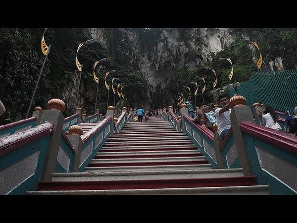 Batu Cave Murugan Temple Malaysia