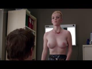 Betty Gilpin Nude - Nurse Jackie (s05, 2013) + slomo Watch Online / Бетти Джилпин - Сестра Джеки