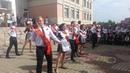 концерт.24 мая. выпускной у 11 класса. классный танец