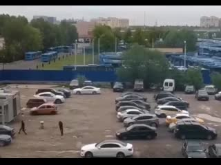 Перестрелка на юге Москвы NR