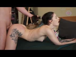 РАКОМ РУССКУЮ)  Reislin  I Love Cum Inside Me - Hot Sex With A Gorgeous Teen - 4k