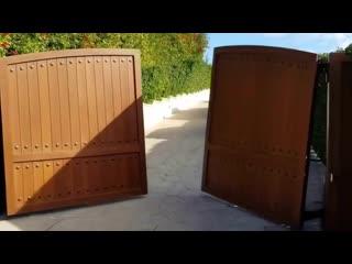 Какими бывают ворота - Евроремонт