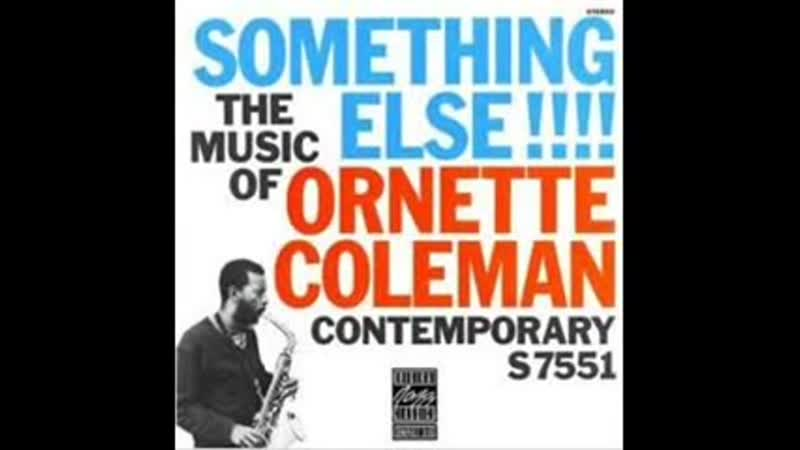 Ornette Coleman-The Disguise Something Else-(album)